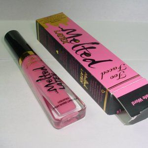 TOO FACED NIB Melted Latex Lipstick SAFE WORD